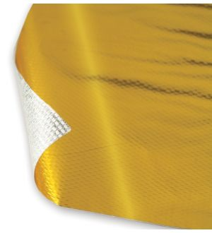 DEI Reflect-A-GOLD Heat Reflective Tape 24in x 24in Universal