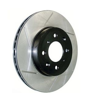Centric 120.47036 - Premium Vented Front Brake Rotor