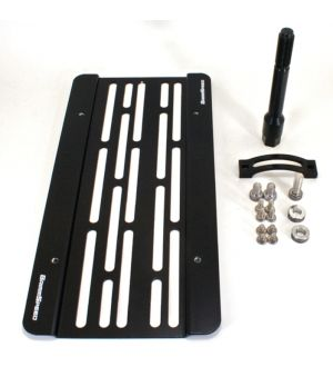 GrimmSpeed License Plate Relocation Kit Subaru WRX/STi 2002-2007