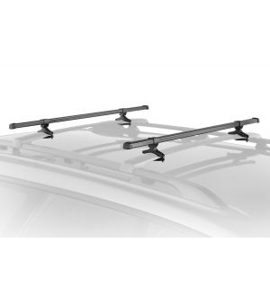Thule Ride-On Adapter (To Mount Thule Roof Bike Racks to Factory Bars) - Black