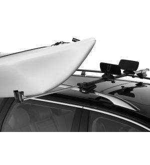 Thule Outrigger II (Retractable Inside Arm for Thule Square Load Bars) - Silver/Black