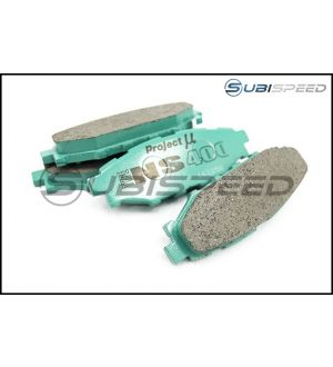 Project Mu D929 TYPE NS400 Brake Pads - 2015+ WRX