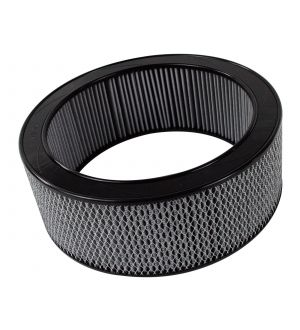 aFe MagnumFLOW Air Filters Round Racing PDS A/F RR PDS 14OD x 11ID x 5H IN with E/M