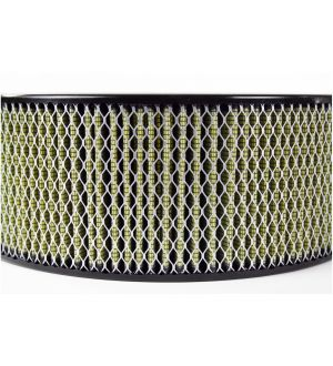 aFe MagnumFLOW Air Filters Round Racing PG7 A/F RR PG7 14OD x 11ID x 5H IN with E/M