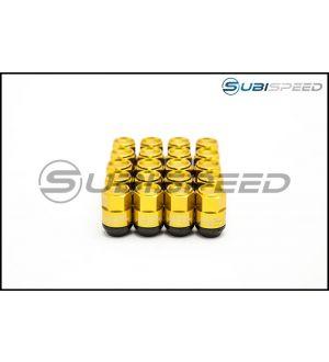 Project Kics Leggdura Racing Shell Type Lug Nut 35mm (Closed-End) - 2015+ WRX / 2015+ STI / 2013+ BRZ