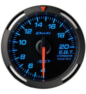 Defi 52mm Racer Series Gauges (EGT) - Universal