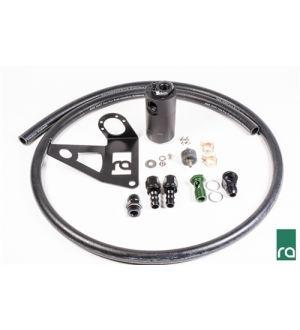 Radium Engineering Catch Can Kit, BMW E46 3-Series, All