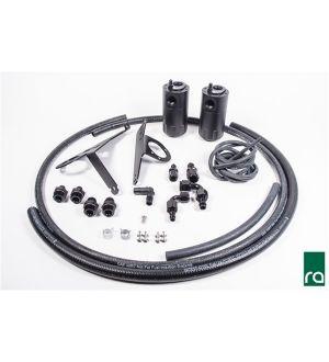 Radium Engineering S2000 Catch Can Kit (00-05 LHD)