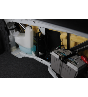 Radium Engineering Fuel Surge Tank Install Kit, EVO X