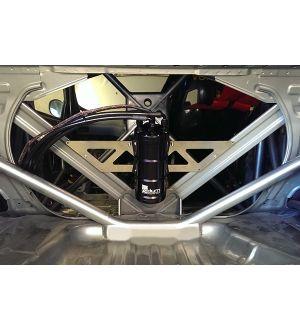 Radium Engineering Fuel Surge Tank Install Kit, EVO 8-9
