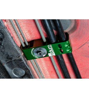 Radium Engineering Fuel Brake Line Retainer Kit, MKIV Supra