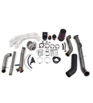 ETS Standard Turbo Kit - Stock MAF - 2-bolt - No Turbocharger - PTE Vband Subaru STI 08-14