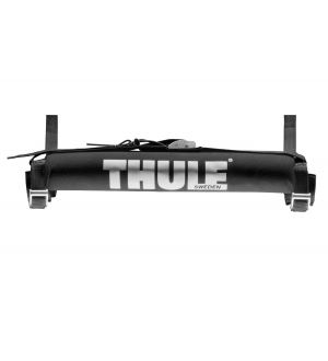 Thule Tailgate Surf Pad 18in. Surf/SUP Transporter (Tie Down Straps Not Included) - Black