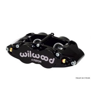 Wilwood 4R Slotted Rear (Black) - 2013+ BRZ