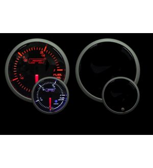 ProSport 52mm Premium Amber / White Fuel Level Gauge