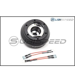 NRG Short Hub for Aftermarket Steering Wheels - 2015+ WRX / STI