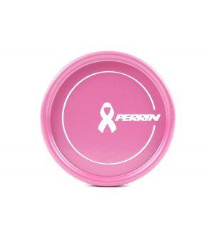 Perrin Oil Cap Breast Cancer Awareness Pink - 2013+ BRZ