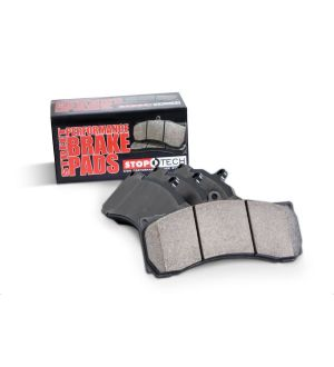 StopTech Brake Pads (Rear) - 2013+ BRZ