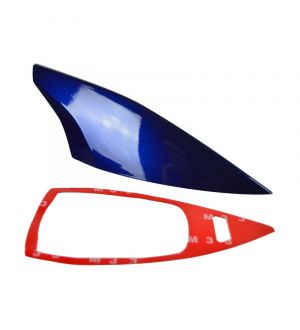 Ikon Motorsports Fits 12-16 BRZ FRS GT-86 FT86 Antenna Shark Fin Cover Painted # E8H