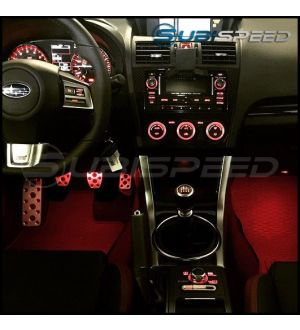 Subaru Footwell Lighting Kit - 2015+ WRX / 2015+ STI / 2014+ Forester