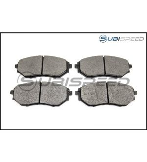 Project Mu Club Racer Brake Pads (Front / Rear) - 2013+ BRZ