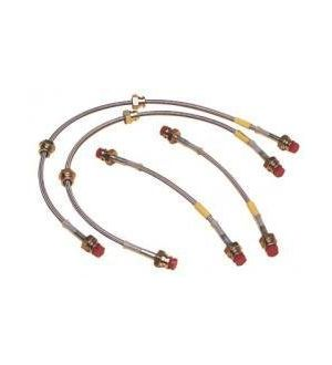 Goodridge Stainless Brake Lines (Front and Rear) - 2013+ BRZ