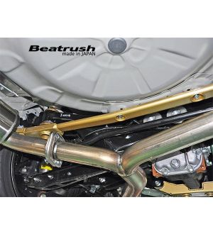 Beatrush Member Support Bar (rear) - 2015+ WRX / 2015+ STI
