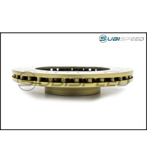 DBA Drilled and Slotted T3 Rotors - 2013+ BRZ