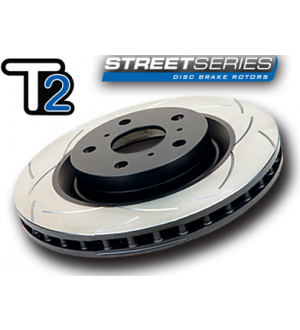 DBA Slotted T2 Rotors - 2013+ BRZ