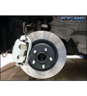 SpeedFactory Stage 2 Brake Package - 2013+ BRZ