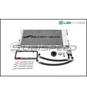 Jackson Racing Dual Radiator and Oil Cooler - 2013+ BRZ
