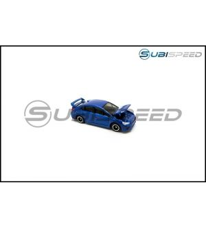 Subaru 2015 WRX Miniature Toy Car (World Rally Blue) - Universal