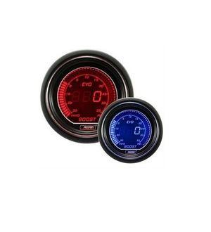 ProSport Digital Boost Gauge Electrical w/Sender Red/Blue 52mm
