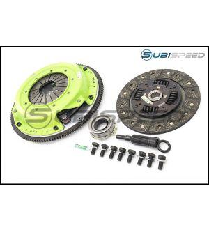 Fidanza Qwik-Rev V1 Clutch / Aluminum Flywheel Combo - 2013+ BRZ