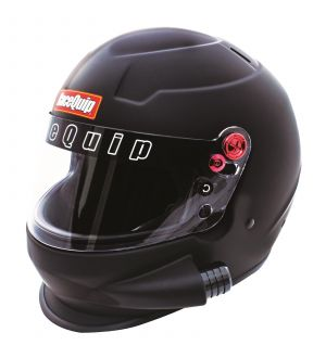 Racequip Flat Black SIDE AIR PRO20 SA2020 Medium