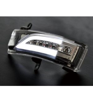 Liberal LED Mirror Turn Signal with Courtesy Light and DRL - 2015+ WRX / 2015+ STI / 2014+ Forester / 2013+ Crosstrek