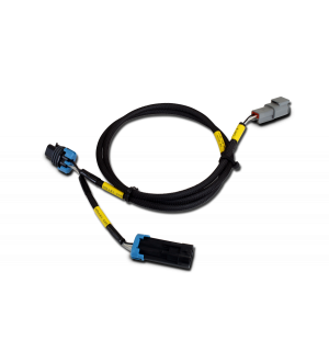 AEM CD-7/CD-7L Plug and Play Adapter Harness for Holley EFI