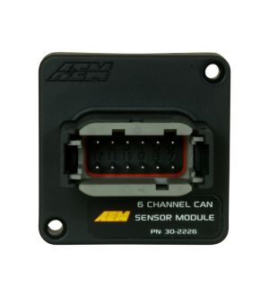 AEM 6 Channel CAN Sensor Module