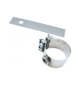 AEM No-Weld O2 Sensor Mount for 2.75 to 3 inch Diameter Pipe