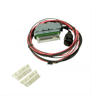 AEM Electronics EMS 4 - Plug and Pin Kit. Pre-wired for Power, Ground, CAN and USB Coms