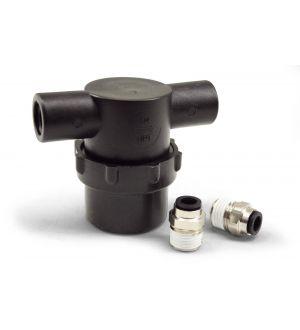 AEM Electronics Water/Methanol Injection Inline Filter - Universal