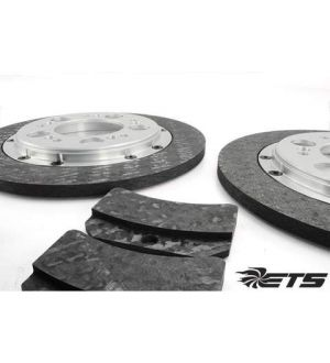 ETS Nissan GTR Rear Carbon Brake Kit - 370z Knuckle