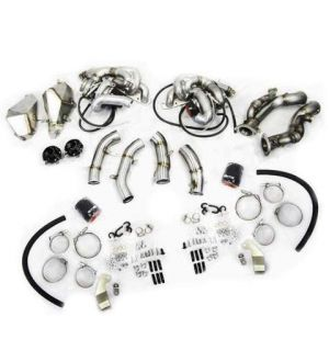 ETS 2008-2019 NISSAN GTR LHD STOCK LOCATION TURBO KIT GTX3582R - 3.5