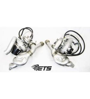 ETS 2008-2019 NISSAN GTR LHD STOCK LOCATION TURBO KIT GTX3076R - 3.5