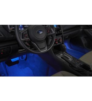Subaru Footwell Lighting Kit - 2017+ Impreza