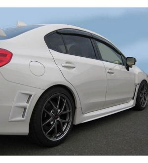 Delta Speed S207 Rear Bumper Duct - 2015+ WRX / 2015+ STI