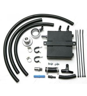 AVO Turboworld Breather Tank Kit (F/I) - 2013+ BRZ