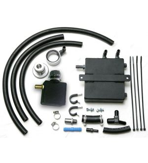 AVO Turboworld Dual Breather Tank Kit (F/I) - 2013+ BRZ