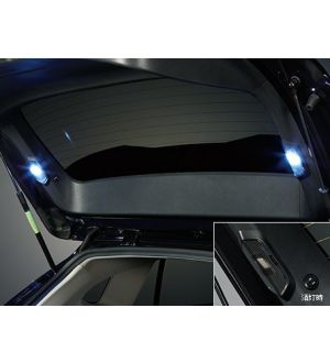 Subaru JDM Rear Hatch Lighting Kit - 17+ Impreza 5D