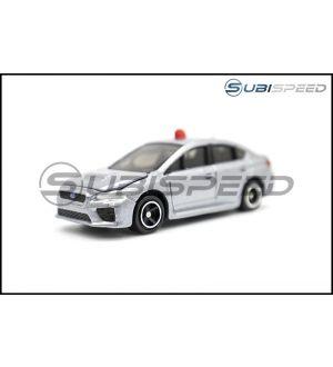 JDM Unmarked Subaru WRX S4 Police Car